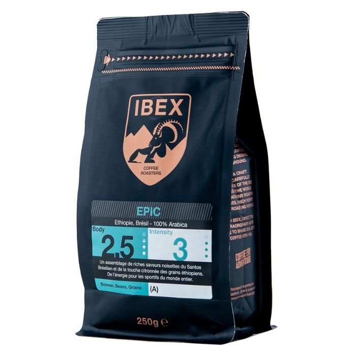 IBEX COFFEE EPIC